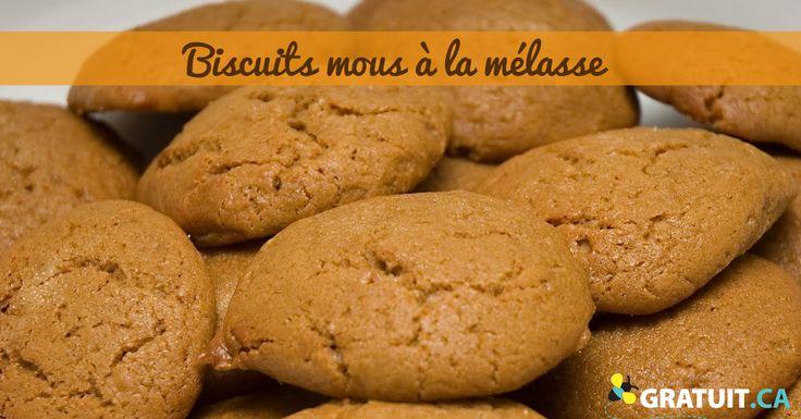 Cette recette traditionnelle vous fera voyager dans le temps ou l'odeur des biscuits vous accueillait en rentrant à la maison.
