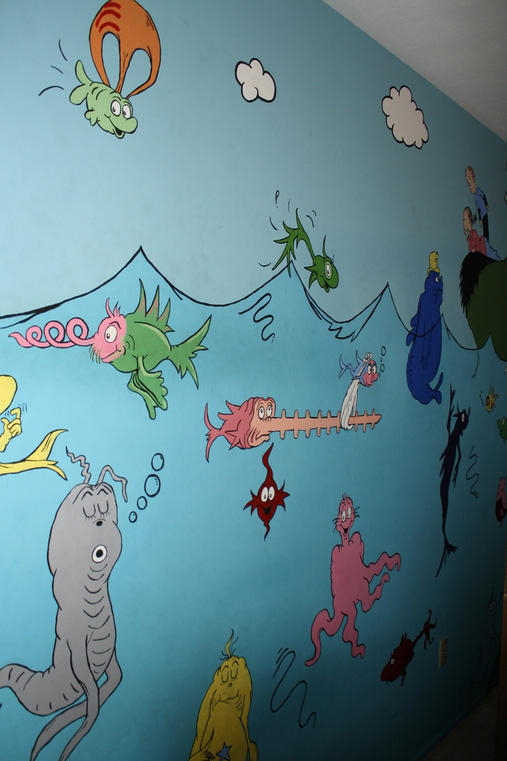 Find this Pin and more on Dr. Seuss bedroom.