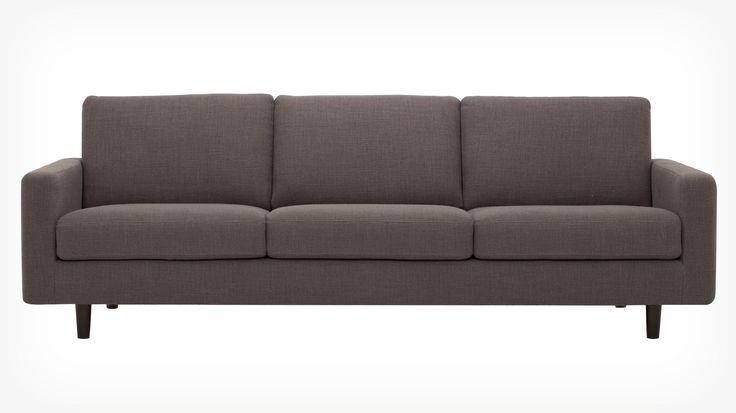 "Oskar 93"" Sofa - Fabric | EQ3 Modern Furniture"