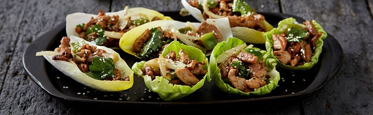 Checkers - Better and Better | Coriander And Lime Pork Stir-Fry Cups
