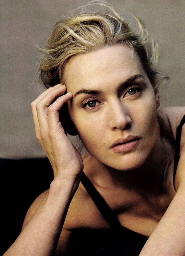 serious girl crush on kate winslet. she can do no wrong!
