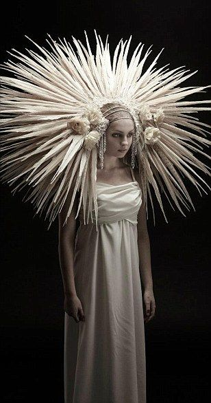 roadkill couture design wedding