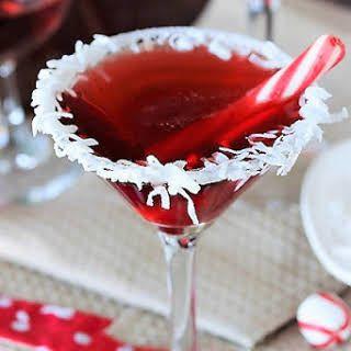 Santa's Hat Christmas Cocktail