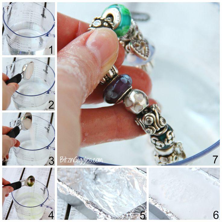 DIY Jewelry Cleaner - Bitz & Giggles