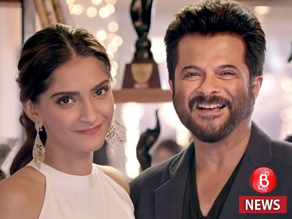Sonam Kapoor about Anil Kapoor: My father is just self-obsessed