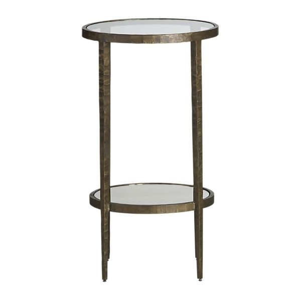 Crate And Barrel Clairemont Coffee Table Mix