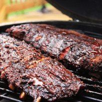 Smoked Pork Ribs ~ I've been looking for this recipe! Glad I found it :) Its a keeper!