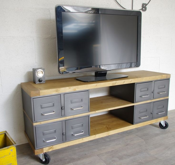 28 best Meuble TV images on Pinterest Tv units, Credenzas and - Magasin De Meubles Plan De Campagne