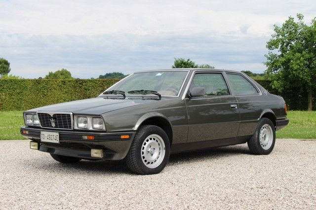 Maserati Biturbo; 1981 - 88