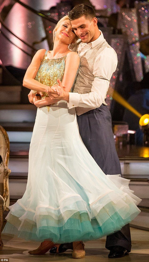 Strictly Come Dancing: On Sunday another dancing hopeful
