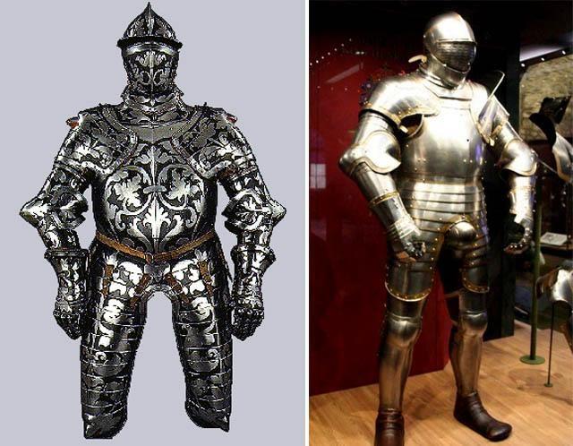 Средневековые доспехи: от расцвета до гибели | ПодКофеек.ру: необычное и интересное