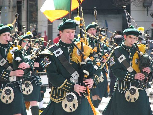 Saint Patrick's Day in the USA