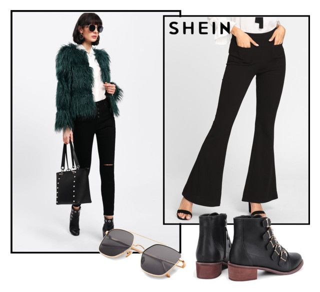 """""""Sheinside XIV/9"""" by ruza66-c ❤ liked on Polyvore featuring Sheinside and shein"""