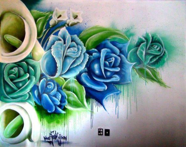 graffiti flowers - Google Search   BJ Graphics   Pinterest