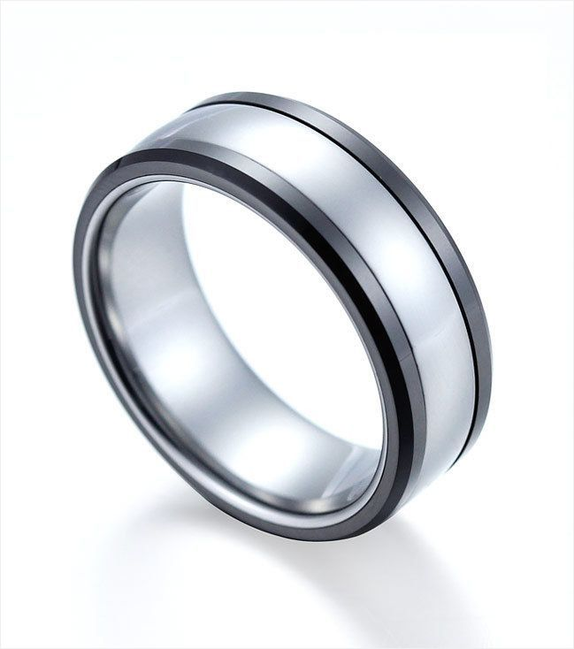 52 Classic Ceramic Wedding Bands Pros And Cons Po17264 Ceramic Wedding Bands Ceramic Wedding Ring Tungsten Wedding Rings
