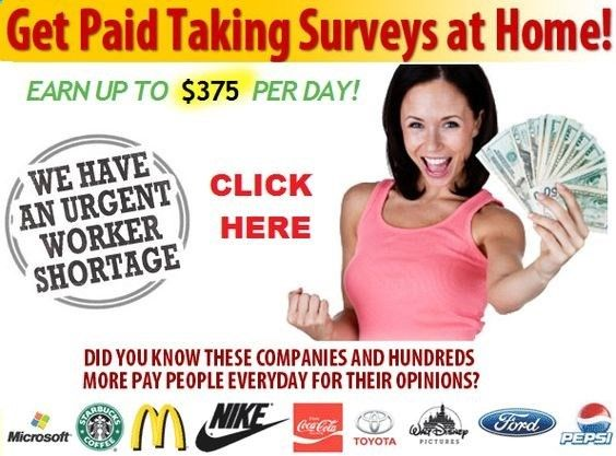 how to get paid doing online surveys