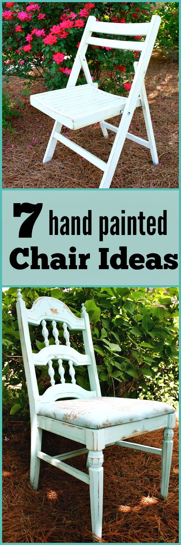 17 best ideas about hand painted chairs on pinterest for Hand painted furniture ideas