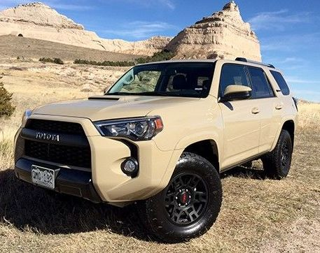 2018 Toyota 4Runner Trd Pro New Colors