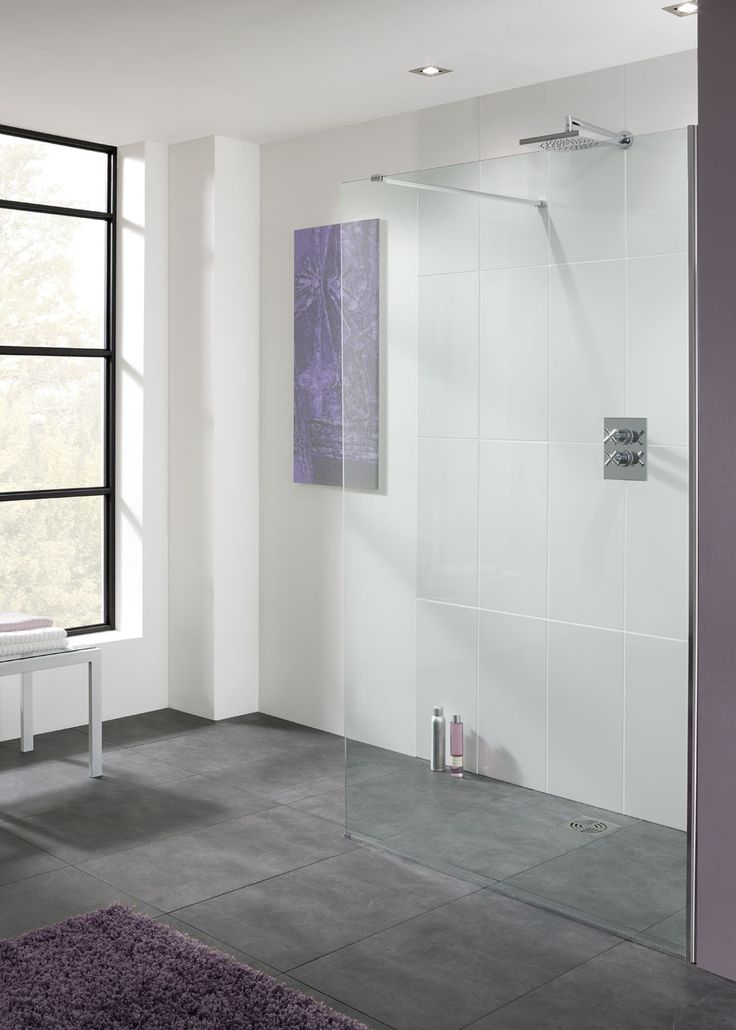 Cannes Walk In Shower Enclosure | Lakes Bathrooms
