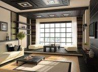 Beautiful Modern Living Room Interior Design 69