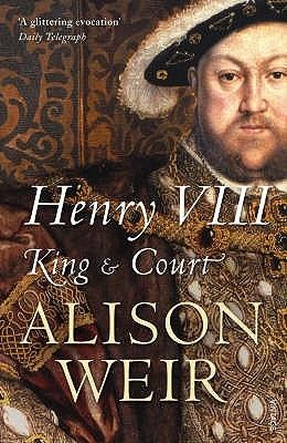 Henry VIII ~ King and Court By Alison Weir, My absolute favourite historian.. All of her books are amazing. A brilliant historian  author.