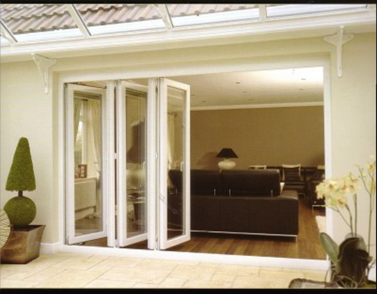 fantastic bi-fold door installed it certainly gives the wow factor & 136 best Dooors - BiFolds Slide-Swing French Doors images on ...