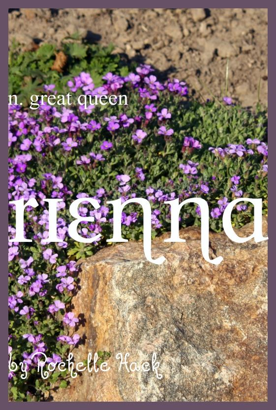 Baby Girl Name: Rienna. Meaning: Great Queen. Origin: Latin; Celtic. https://www.pinterest.com/vintagedaydream/baby-names/
