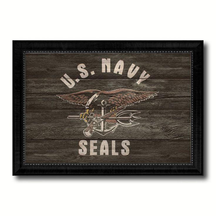 Navy Seals Room Decor