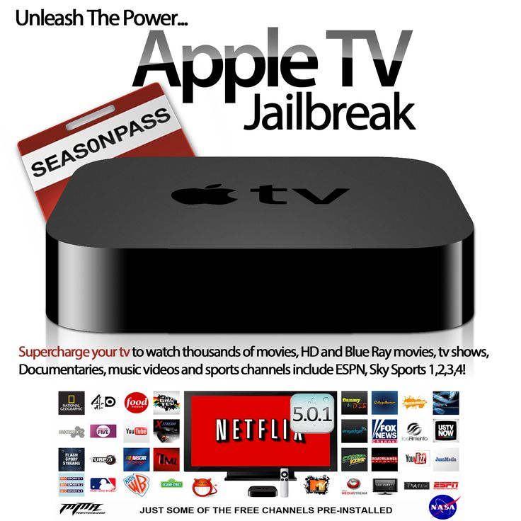 How to jailbreak Apple TV 3 - http://supplysystems.com ...