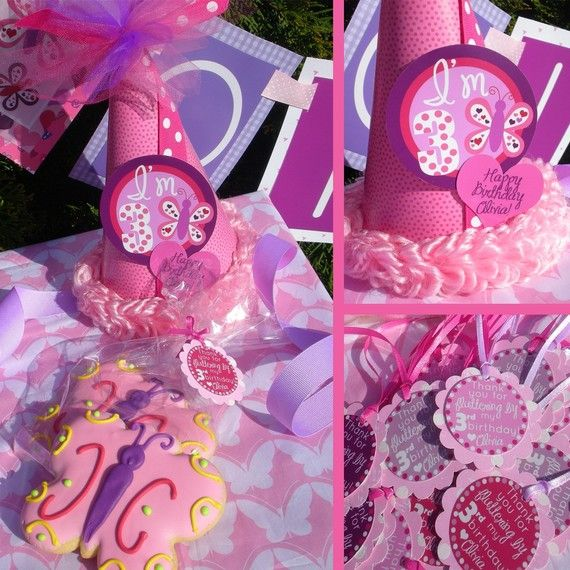 ideas to try about Butterfly Birthday Party  Birthdayparty, Butterfly ...
