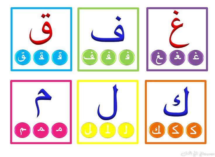les 119 meilleures images du tableau alphabet arabe sur pinterest