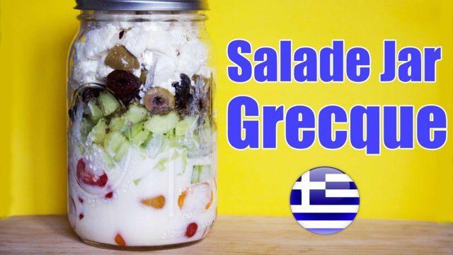25 best Salade Jar images on Pinterest