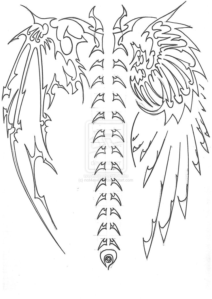 25 unique angel demon tattoo ideas on pinterest angel