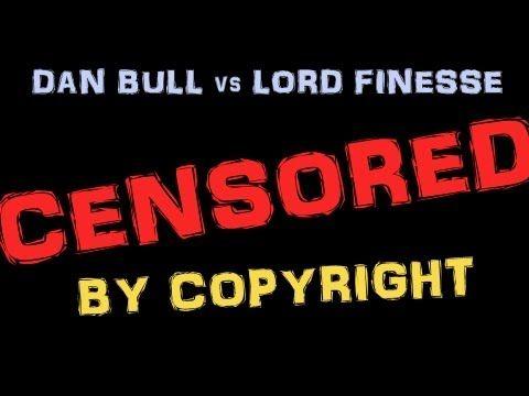Copyright Enforcement Irony: Hip Hopper Lord Finesse Silences YouTube Rapper Dan Bull