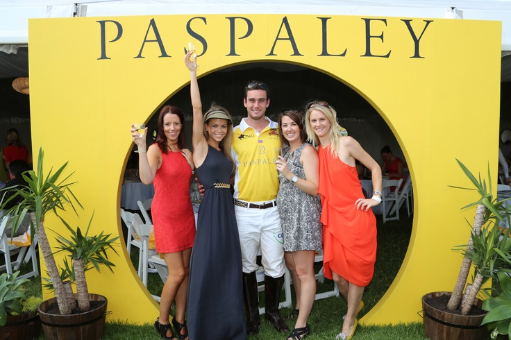 Vanessa Mackson, Victoria Lloyd, Jesse Hunt, Monique Whiston, Gretchen Ciapura at Polo in the City