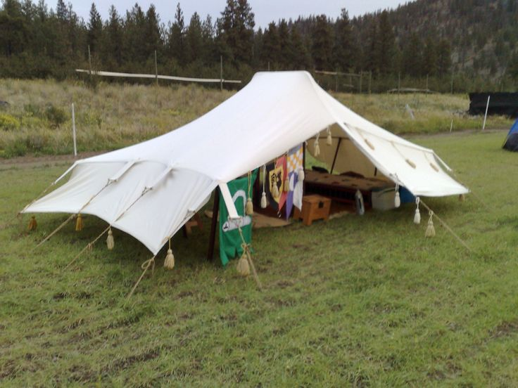how to make a bedouin tent. Or, a Middle Eastern Medieval tent: http://www.currentmiddleages.org/tents/xtent.htm