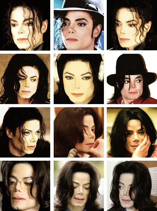 i like the different faces of michael more about him at http