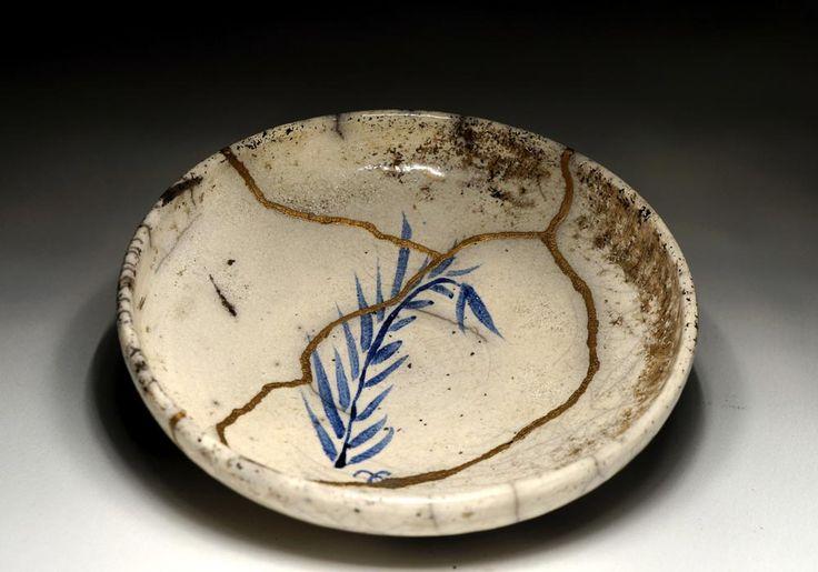 Kintsugi: A Japanese Art of Brokenness and Beauty - Matcha-Tea.com