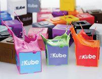 Digital imaging Product: TheKUBE MP3 Player Company: Bluetree Electronics - Singapore