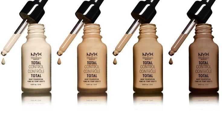 Das neue Make-up von NYX ist nicht nur preislich der Hammer, es kann auch sonst ALLES, was wir uns von der perfekten Foundation erhoffen!