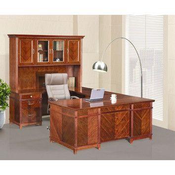 Absolute Office Cambridge U Shaped Executive Desk With Return