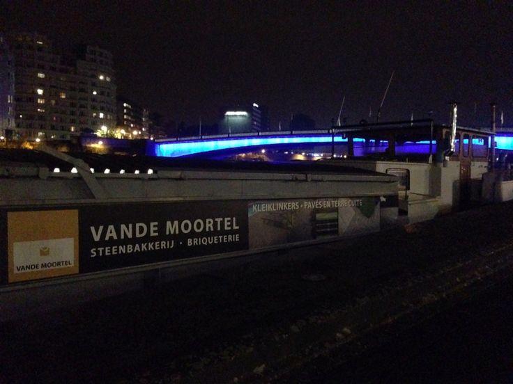 VM River Tour @Liège