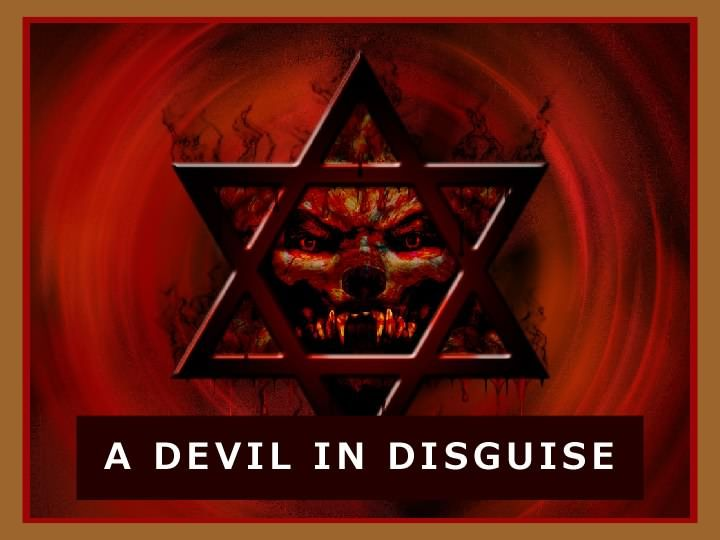 A Devil In Disguise
