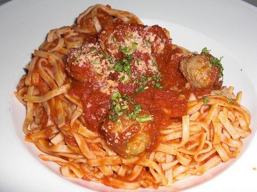 Tagliarini pasta - the best!