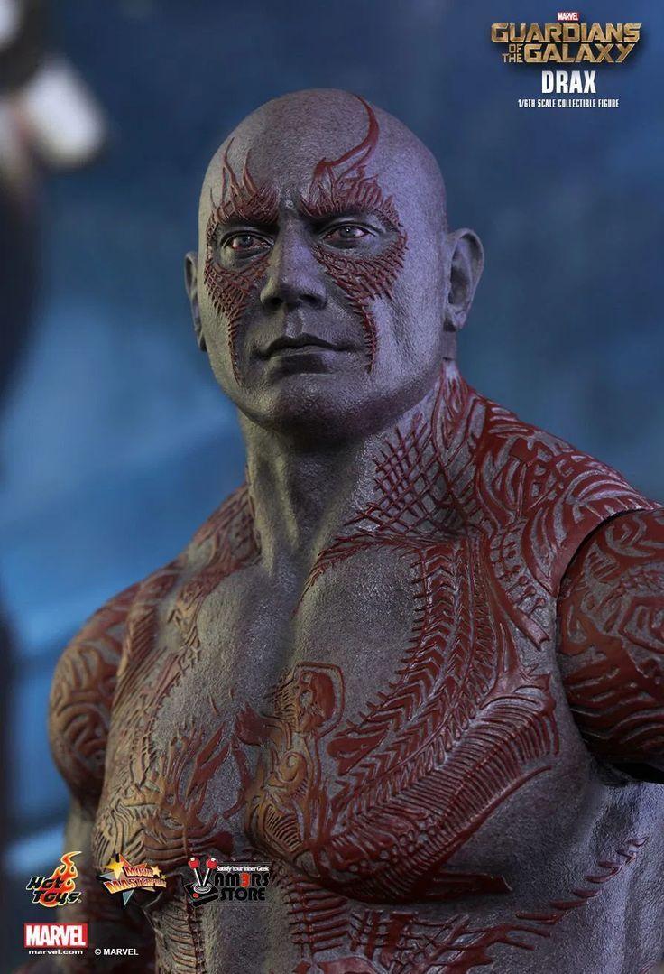 Guardians Of The Galaxy Makeup Loki Drax The Destroyer Guardians Of The Galaxy Galaxy Drawings