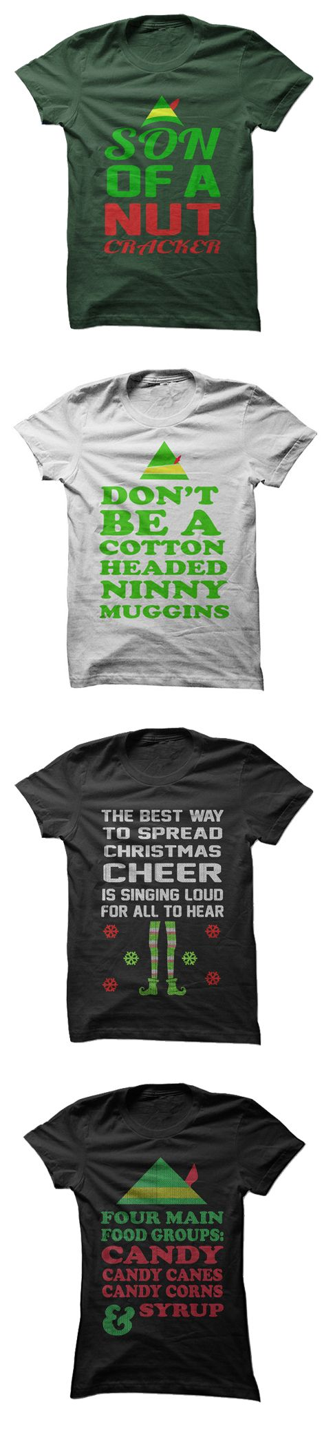 We have dozens of awesome Christmas shirts. Lots of colors and sizes available. Get it in a unisex shirt, womens shirt or hoodie. Check out our collection now! FREE Shipping is available as always!