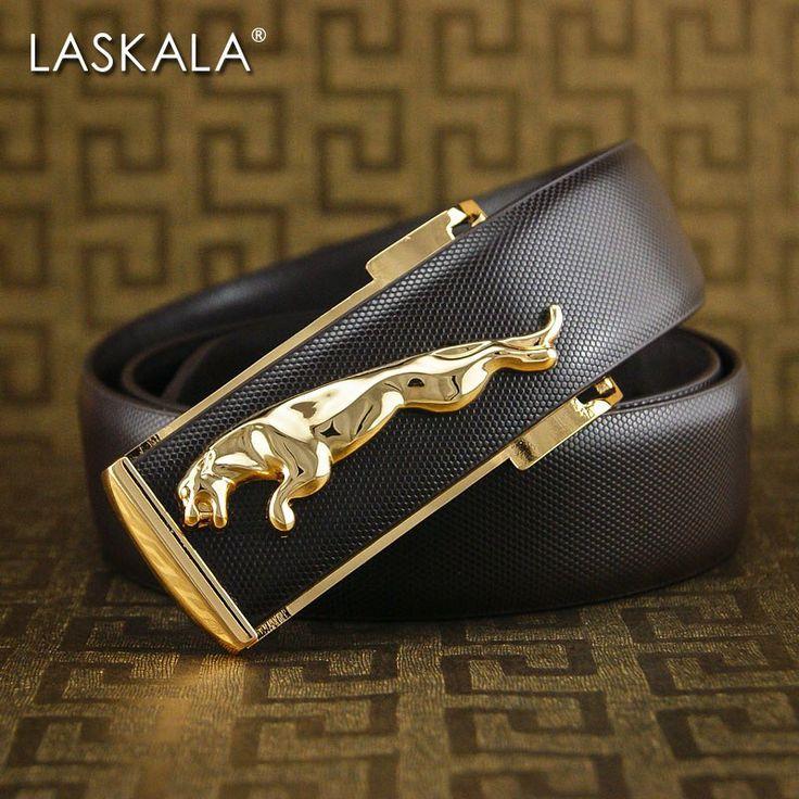 Ceinture 2016 cinturones para hombre mens de las correas de lujo de la buena calidad de la hebilla negro correa de cuero de negocios marca cinturones de mujer