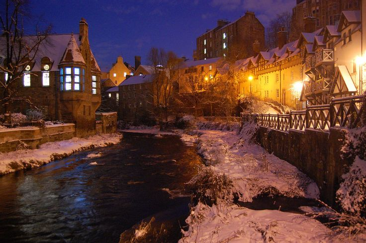 Because winter has never looked so beautiful. | 53 Reasons Living In Edinburgh Ruins You For Life