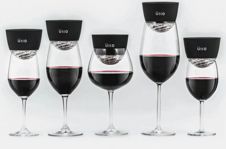 remove the sulfites from your wine with this Nifty contraption