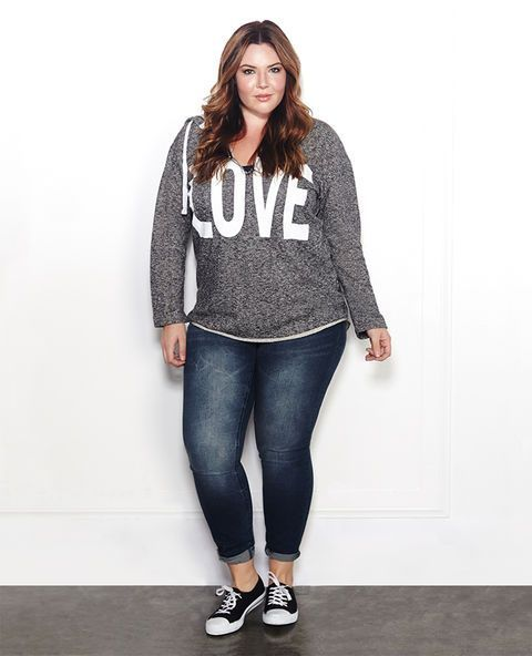 660 best Plus Size Models in Jeans images on Pinterest | Curvy ...